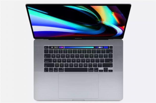 苹果推出16英寸MacBook Pro 顶配版售价高达42820元