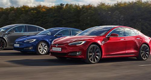 「特斯拉」特斯拉去年在加州卖出7.26万辆电动汽车 占比超过70%